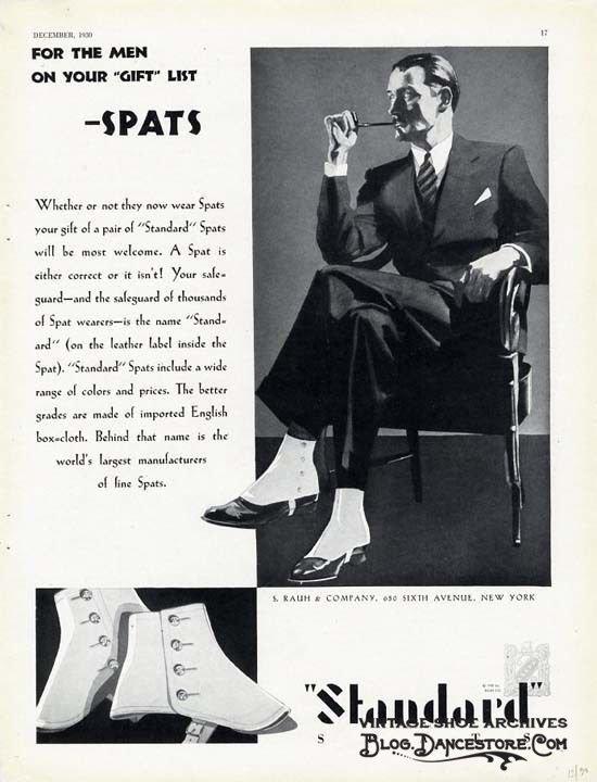 1930-standard-spats-ad