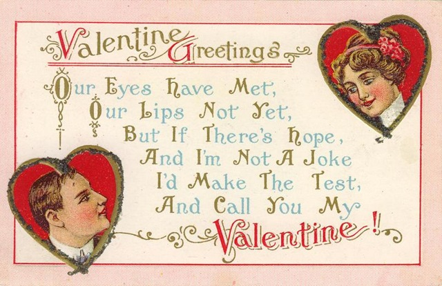free-vintage-valentine-card-two-red-hearts-with-man-and-woman