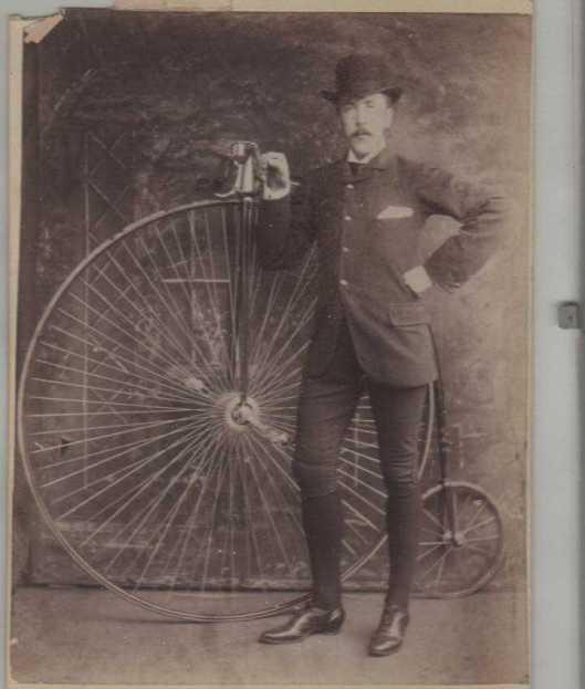 George Hunt 1860