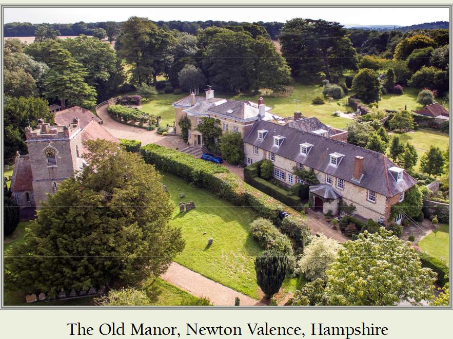 Manor House, Compton Valence
