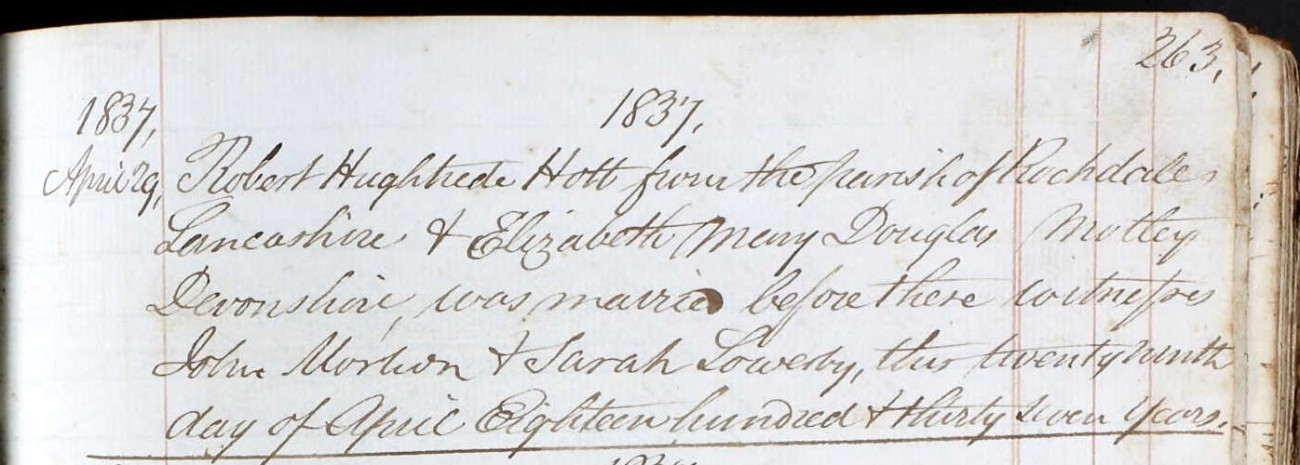 29 April 1837