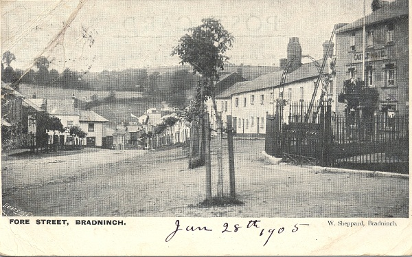 Fore Street 1905
