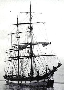 Barque Eden Holme