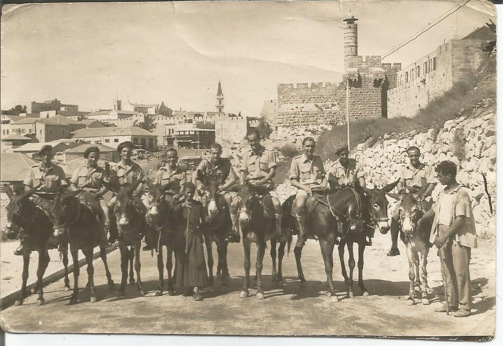 1. Jerusalem