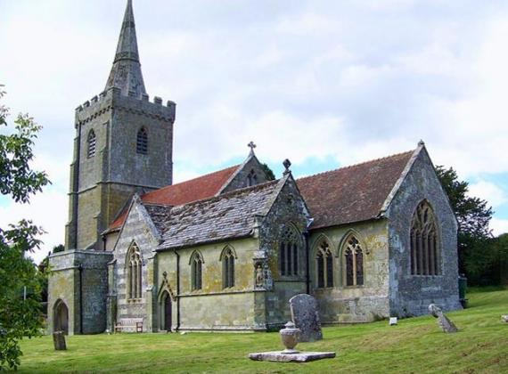 iwerne-minster-church