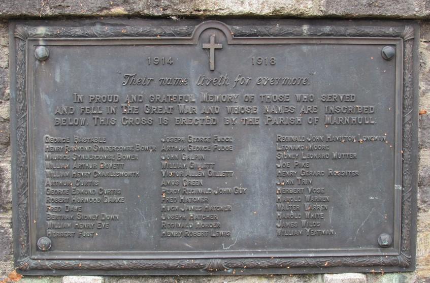 Marnhull Memorial