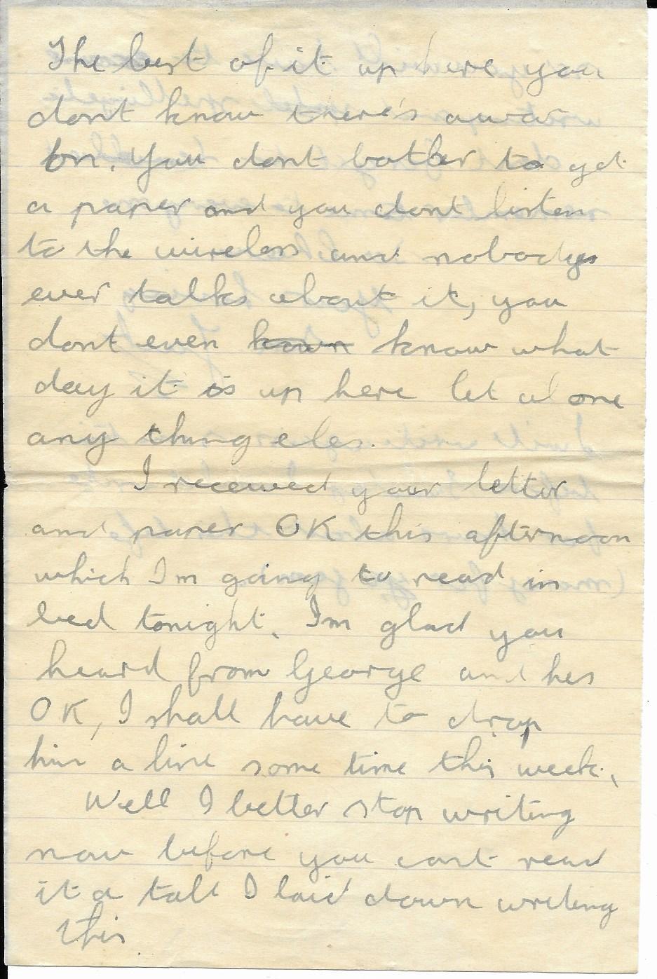 Letter 8