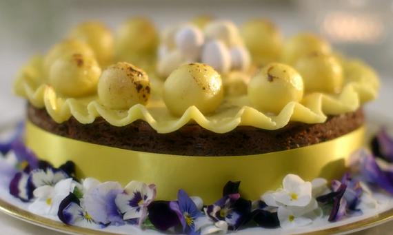 Mary Berry Simnel Cake