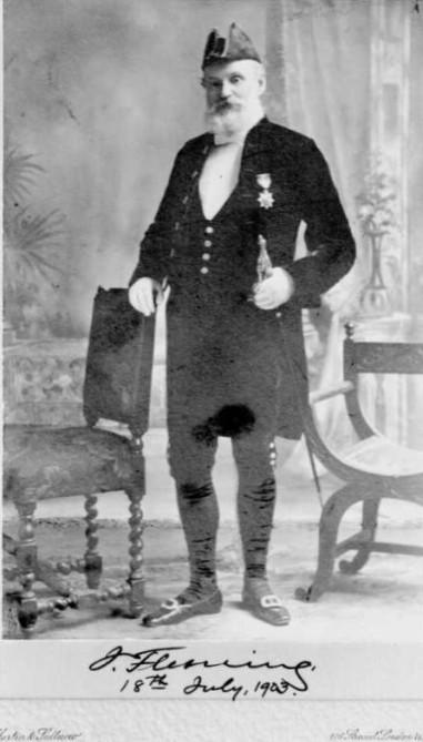 JAMES FLEMING 1903