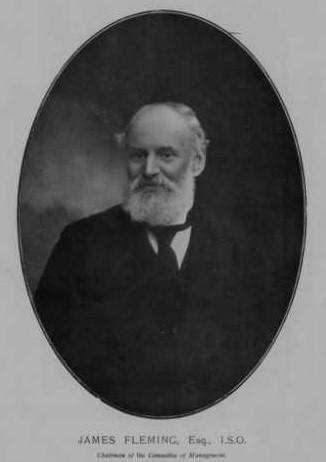 JAMES FLEMING portrait