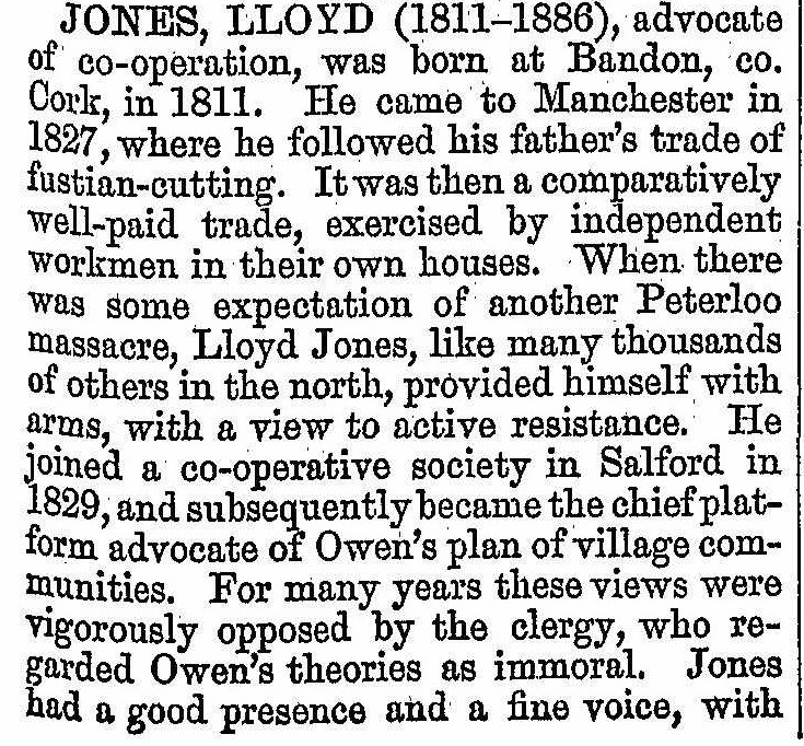 LLOYD JONES pt1