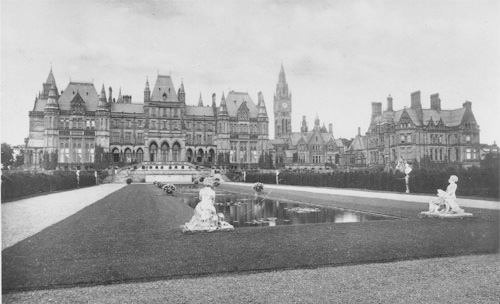 Eaton_hall_Cheshire. Arthur Soule here 1901C Till 1960's