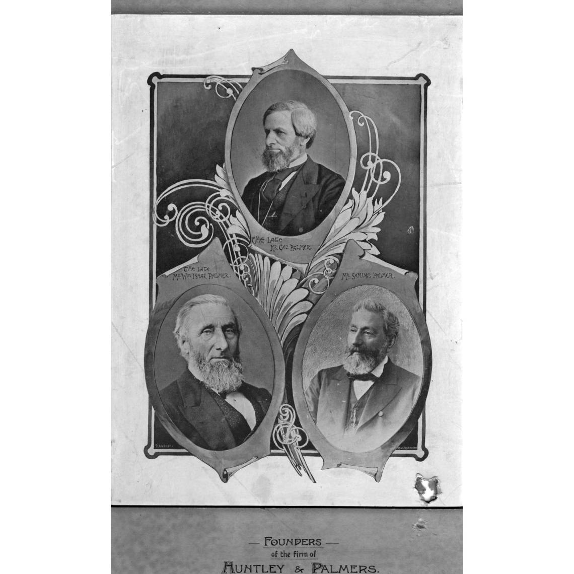 George, Samuel and William Palmer
