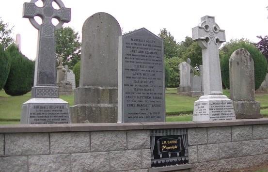 USE Grave JMB