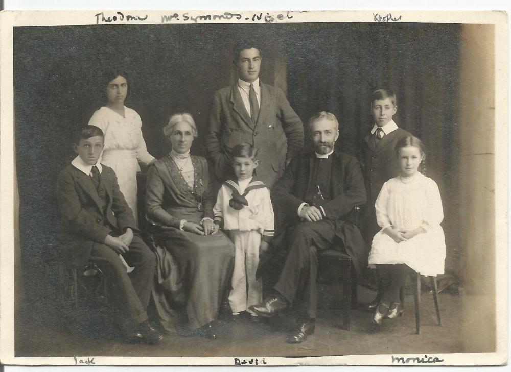 Symonds Family