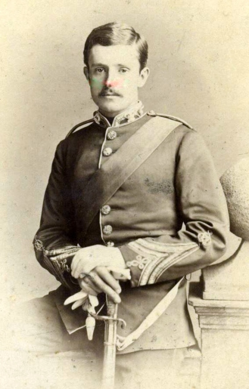 Lawrence Carrington Grubbe