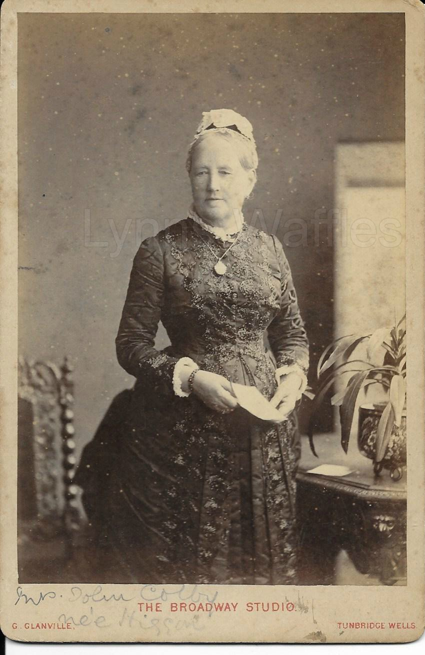 Frances Anne Higgon (C)