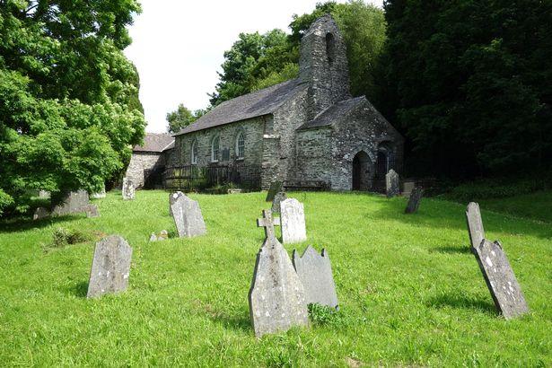 Manordeifi St DAvids Church