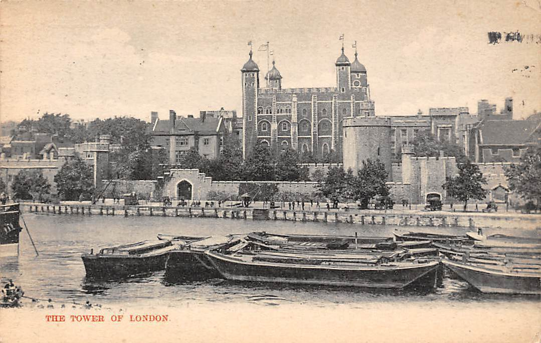 The tower of london 1911