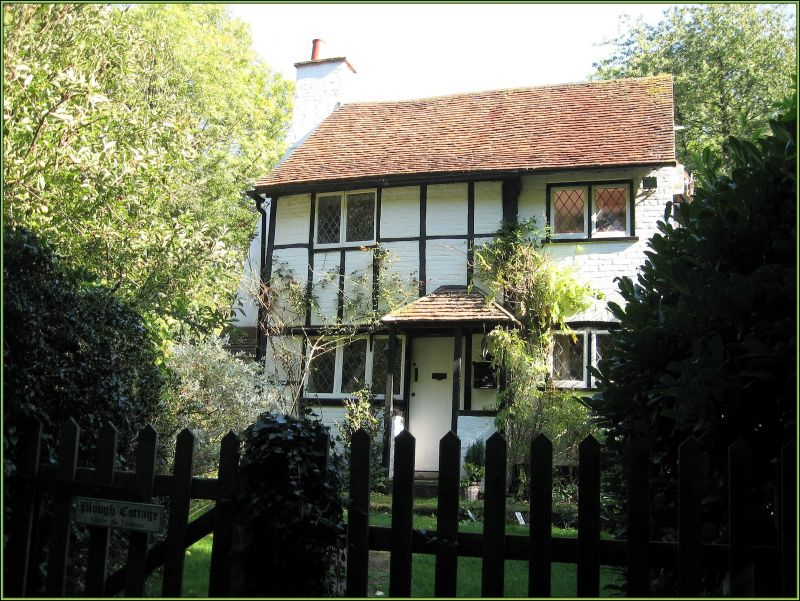 Plough Cottage, plough lane, sarratt